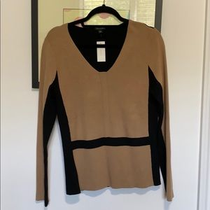 NWT Ann Taylor long sleeve sweater